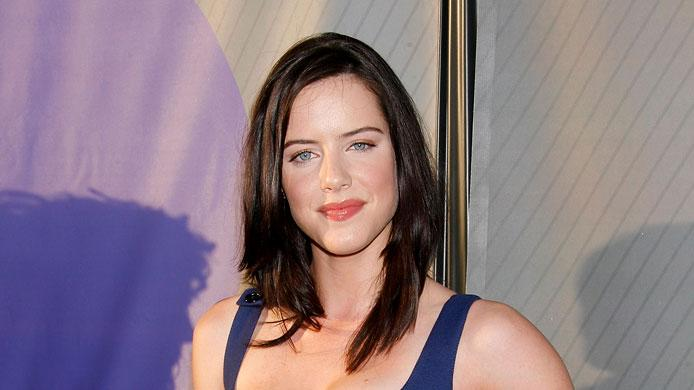 "Michelle Ryan of Bionic Woman arrives at the ""NBC TCA Party""."