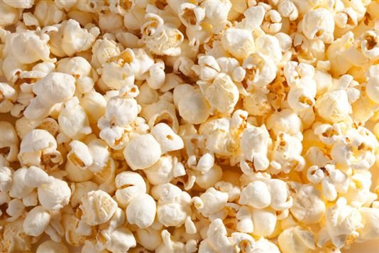 Common foods that should carry a health warning - popcorn