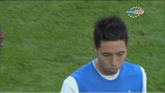 Nasri and Menez banned by France