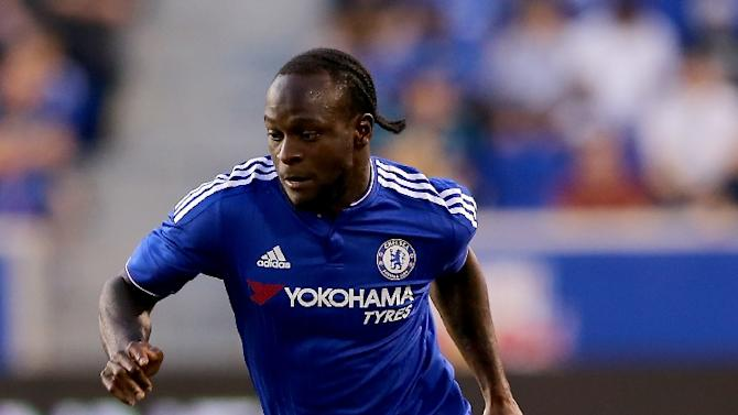 Victor Moses has joined West Ham on loan from Chelsea