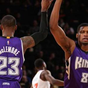 Assist of the Night - Rudy Gay