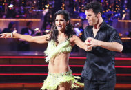 Melissa Rycroft and Tony Dovolani | Photo Credits: Adam Taylor/ABC Archive/Getty Images