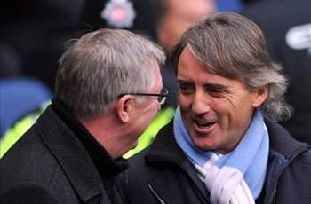 Sir Alex Ferguson: Mancini looking for self-sympathy