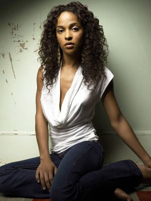 "Megalyn Echikunwoke as Isabelle Tyler USA's ""The 4400"""