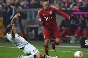 Intruder could have had a knife, warns Ribery