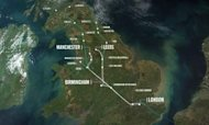 HS2 High-Speed Rail Scheme's 'Unlawful' Ruling