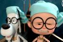VIDEO: Mr Peabody and Sherman como padre e hijo