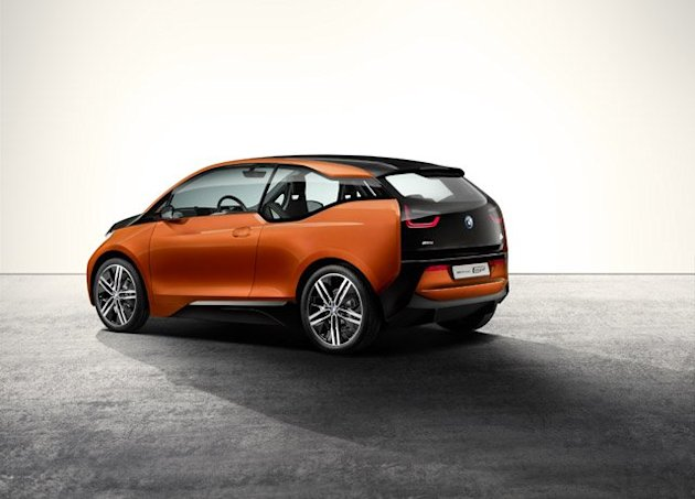 BMW i3 - The Megacity Veh …