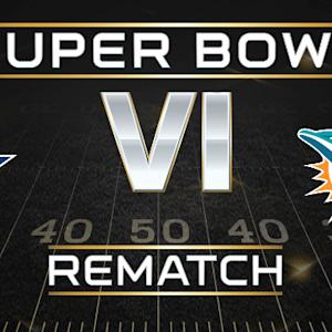 Super Bowl Rematch: Cowboys vs. Dolphins