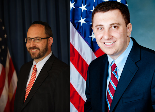 Simcha Felder (D) vs. David Storobin (R)