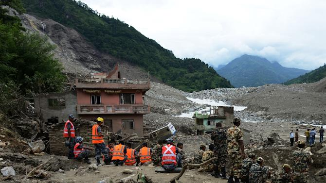 Twin quakes have devastated Nepal in recent weeks, killing more than 8,600 people, while leaving thousands in desperate need of food, clean water and shelter