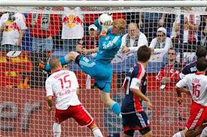 New York Red Bulls goalkeeper Ryan Meara declares for Ireland