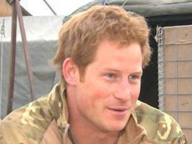 Prince Harry Clarifies Statements About Taliban