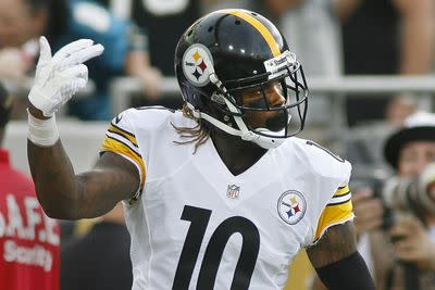 Steelers WR Martavis Bryant suspended 4 games for violating substance abuse policy