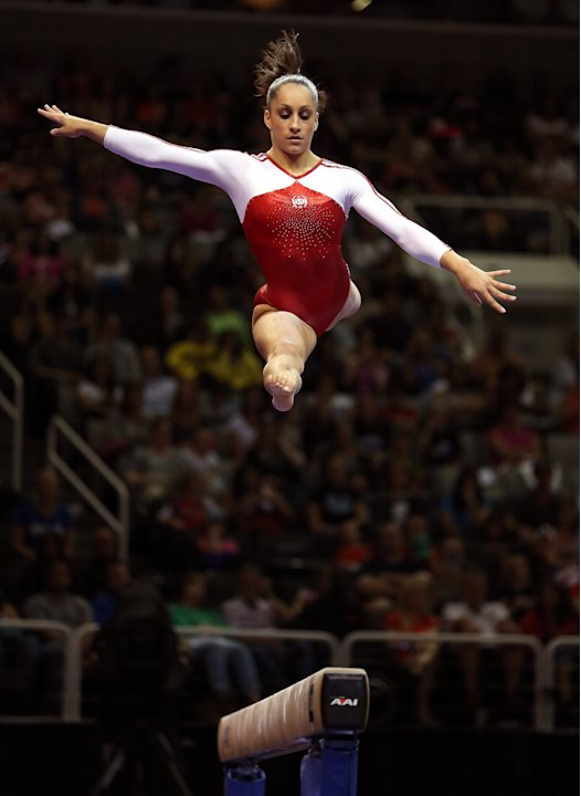 2012 U.S. Olympic Gymnastics Team Trials - Day 2