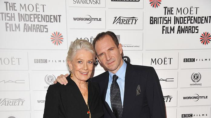 2011 British Independent Film Awards Vanessa Redgrave Ralph Fiennes
