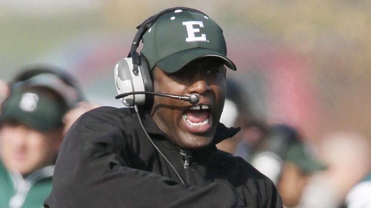 EMU fired coach regrets 'inappropriate language'