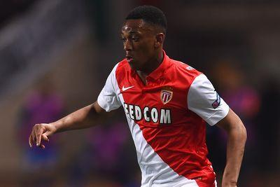 Manchester United sign Anthony Martial from Monaco