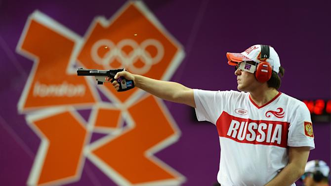 Olympics Day 7 - Shooting