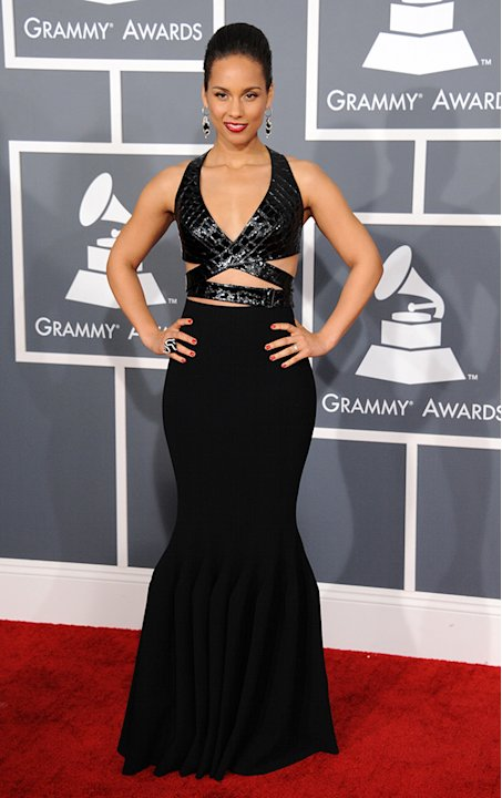 The 55th Annual GRAMMY Awards - Arrivals