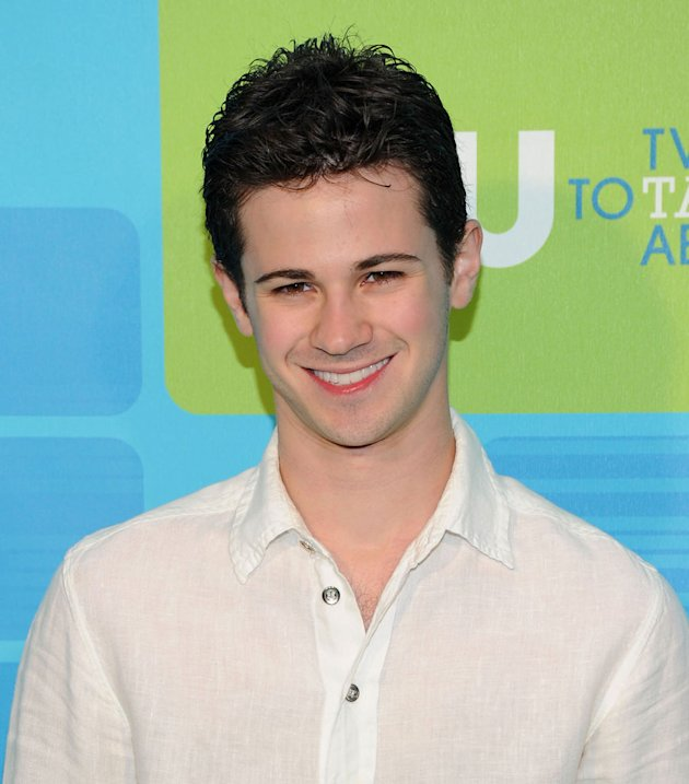 "Connor Paolo (""Gossip Girl"") attends the 2010 The CW Upfront at Madison Square Garden on May 20, 2010 in New York City."