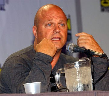 Michael Chiklis Fantastic Four panel 2004 San Diego Comic-Con International - 7/24/2004