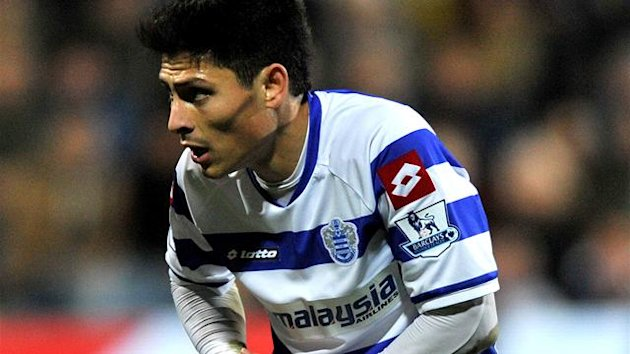 QPR's Alejandro Faurlin (PA Photos)