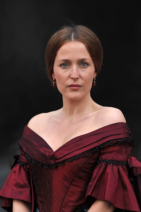 "Gillian Anderson stars as Elizabeth in ""Moby Dick."""