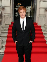 Danny Morgan at the UK premiere of On The Road, a film adaptation of Jack Kerouac's novel at Somerset House, London