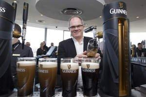 St. Patrick's Day Celebrations Around the World Officially Begin at Guinness Storehouse Inaugural Pint Pulling