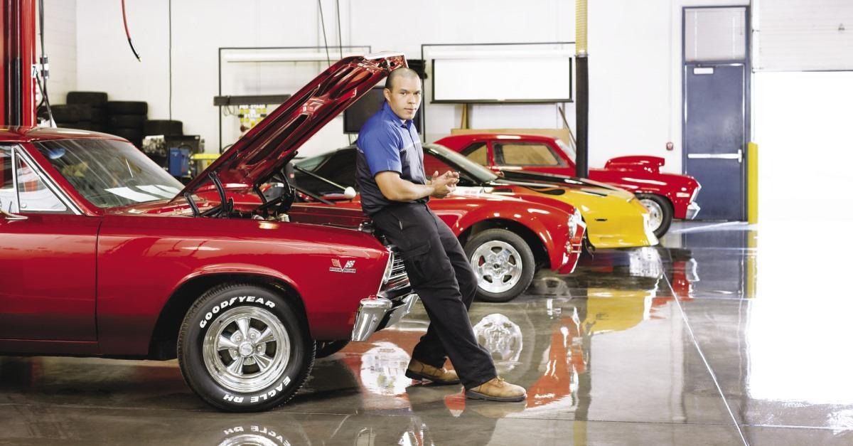Do you love working on cars?