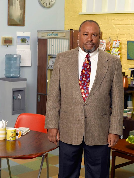 Earl Billings stars as Principal Huffy on ABC Television Network's Miss Guided