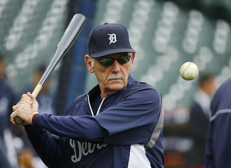 Jim Leyland steps down as Detroit Tigers manager