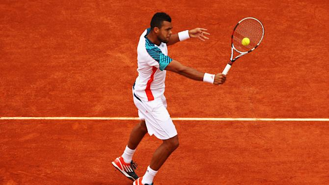 2012 French Open - Day Nine