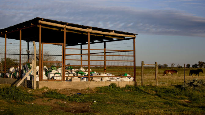 AP findings on agrochemical use in Argentina