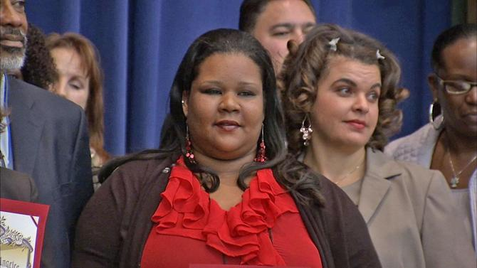 County supervisors honor probation workers in mission to stop human trafficking