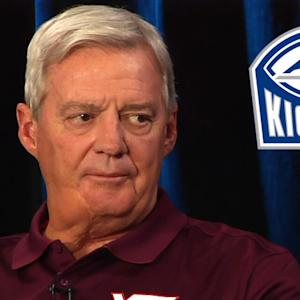 Virginia Tech's Frank Beamer Previews 2014 Season | #ACCkickoff