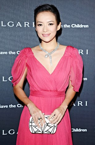 Zhang Ziyi Named New International Ambassador for Save the Children