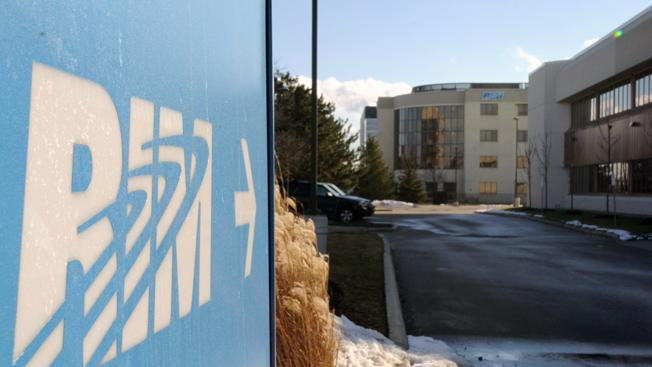 RIM posts narrower than expected Q2 loss despite stalled BlackBerry sales