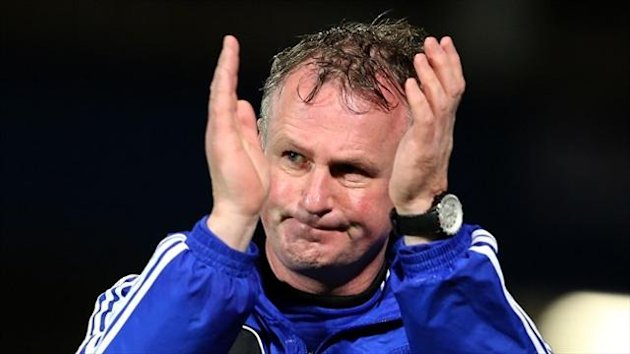 Michael O'Neill has described Northern Ireland's clash against Luxembourg as must-win