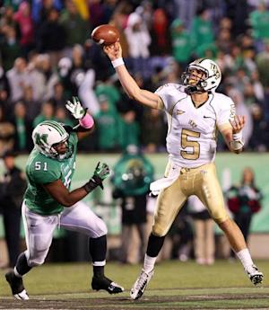 UCF beats Marshall 54-17, stays unbeaten in C-USA