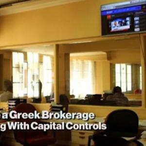 What it's Like to be a Stock Broker in Greece...