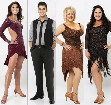 Who Will Be Voted Off Dancing With the Stars Tonight?