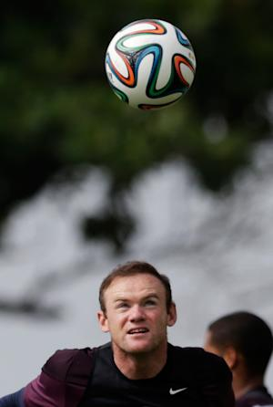 'No excuses': Rooney feels pressure at World Cup