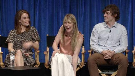 PaleyFest 2013: Lily Rabe On Music Behind the Scenes
