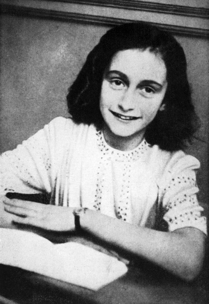 Anne Frank died earlier than thought, new study says