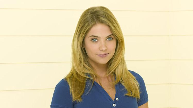 "Ashley Benson in the ABC series ""Eastwick"""
