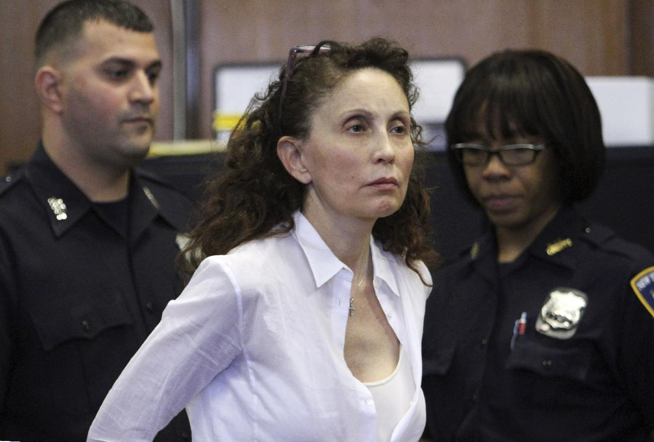 Mother gets 18 years for killing 8-year-old son in NYC hotel