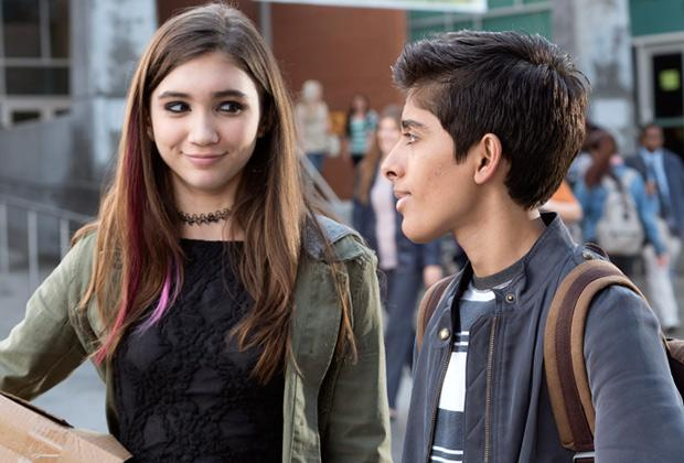 Rowan Blanchard Previews New Movie Invisible Sister — Plus: Watch a Clip