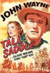 Poster of Tall in the Saddle